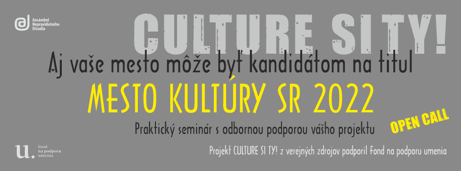 CULTURE SI TY